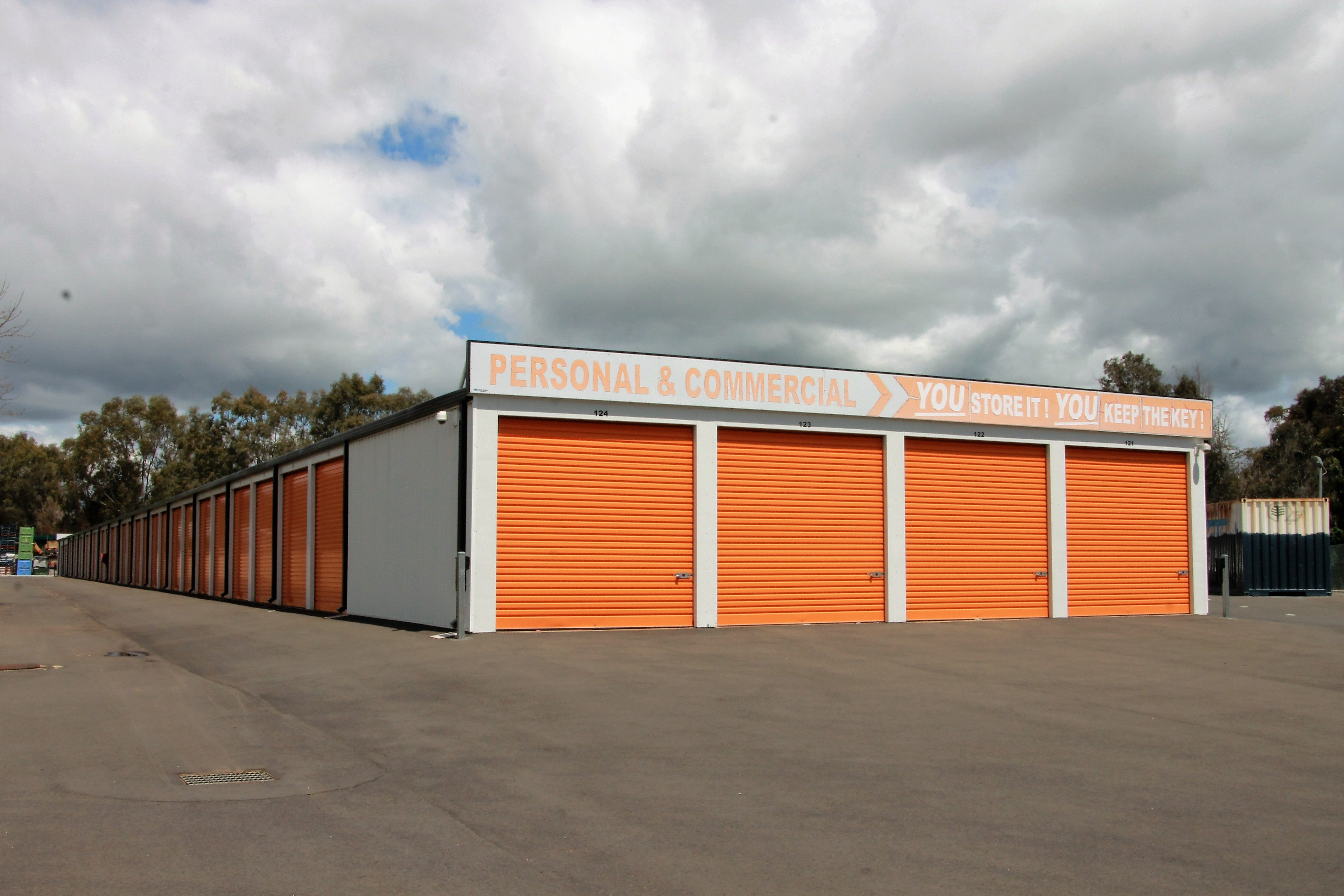 Storage Barn Self Storage Donnybrook